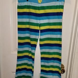 Faded Glory fleece pants Girls 8